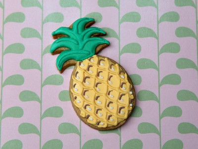 Sablé Ananas