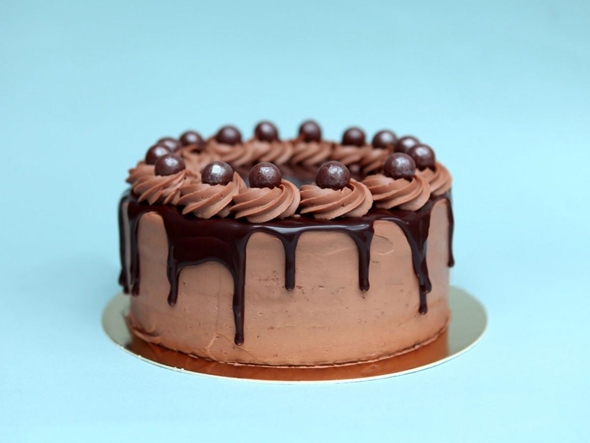 Gâteau au chocolat doux
