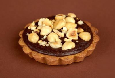 Tarte Nutella/Carambar