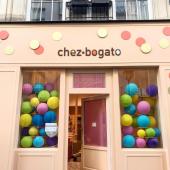 On ouvre mercredi, à fond les ballons. Rendez-vous au 5 rue Saint-Merri, dès 11h 🥳 ! ... #chezbogato #patisserie #nouvelleadresseparis #ballons🎈